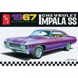 AMT 1/25th 67 Chevrolet Impala SS