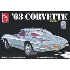AMT 1/25th 1963 Corvette Split Window