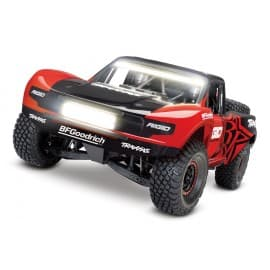 Traxxas Unlimited Desert Racer 4WD RED-RTR(without batteries & charger)