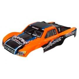 Traxxas Slash 4X4 Body Orange