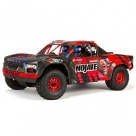 Arrma Mojave 6s BLX Red/Black