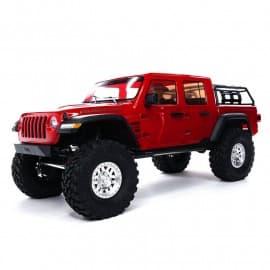 SCX10 III Jeep JT RTR Red