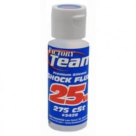 Team Associated Silicone Shock Fluid,25W 2oz