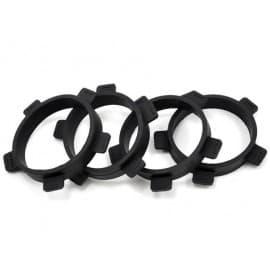 ProTek RC 1/10 Off-Road Buggy & Sedan Tire Mounting Glue Bands (4)