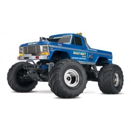 Traxxas Stampede 2WD VXL 1/10 Scale Monster Truck No Battery/Charger Orange