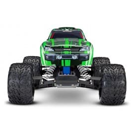 Traxxas Stampede 2WD RTR w/XL-5 ESC Monster Truck Green