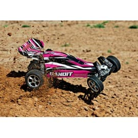 Traxxas Bandit 1/10th 2WD Buggy Pink