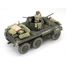 Tamiya 1/35 US M8 Light Armored Car