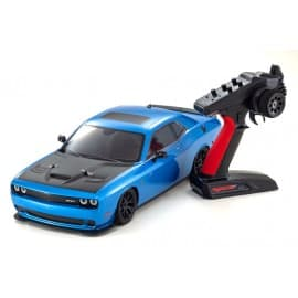 Kyosho FAZER MK2 Challenger Blue SRT Hellcat