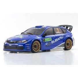 Kyosho Mini Z AWD Subaru Imprezza WRC 2008