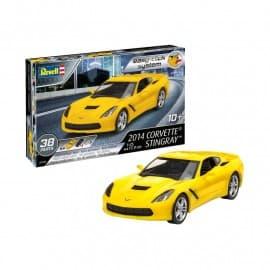 Revell 1/25 2014 Corvette Stingray
