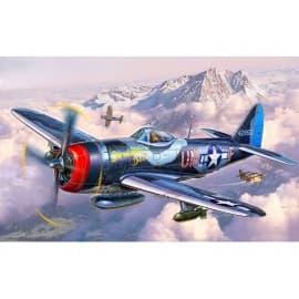 Revell 1/72 P47M Thunderbolt