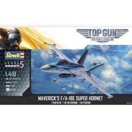 Revell 1/48 F/A18E Super Hornet Top Gun Maverick