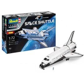 Revell 1/72 Space Shuttle 40th Anniversary