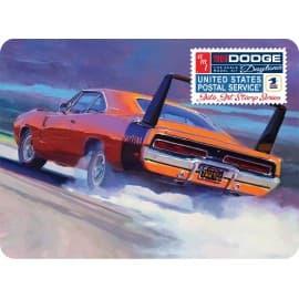 AMT 1969 Dodge Charger Daytona-USPS Stamp Collector Tin