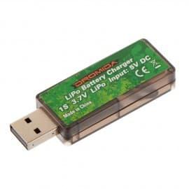 Dromida USB 1S LiPO High-Output Charger (Ominus Quadcopter)