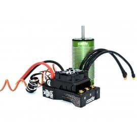 Castle Creations Mamba XLX 2 1/5 Sensored ESC/Motor Combo 1100kv