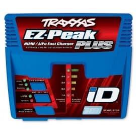 EZ-Peak Plus 4amp NiMH/LiPo Charger w/iD Auto Batt Traxxas - 2