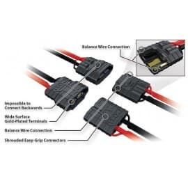 Traxxas Aton EZ-Peak Dual 8amp/100Watt Fast Charger