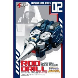 MR-02 Rod Drill