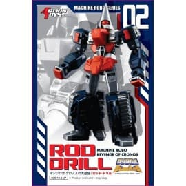 MR-02 Rod Drill