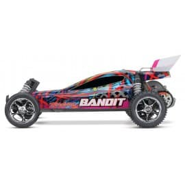 Traxxas Bandit Courtney Force Edition