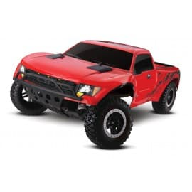 Traxxas Ford F-150 SVT Raptor RTR 1/10 2WD Truck Red