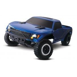 Traxxas Ford F-150 SVT Raptor RTR 1/10 2WD Truck Blue