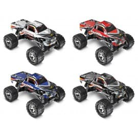 Traxxas Stampede 1/10 Scale Monster Truck Black Traxxas - 1