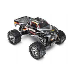 Traxxas Stampede 1/10 Scale Monster Truck Black