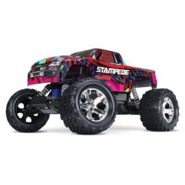 Traxxas Stampede 1/10 Scale Monster Truck Courtney Force