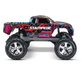 Traxxas Stampede 1/10 Scale Monster Truck