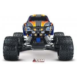 Traxxas Stampede 2WD VXL with TSM RTR Monster Truck Blue
