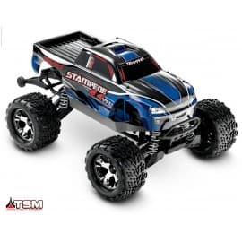 Traxxas Stampede 4x4 VXL 1/10 Scale 4WD Monster Truck Blue