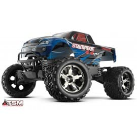 Traxxas Stampede 4x4 VXL 1/10 Scale 4WD Monster Truck
