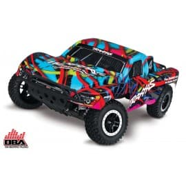 Traxxas Slash OBA 1/10 Scale 2WD Short Course Truck Courtney Force
