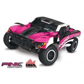 Traxxas Slash OBA 1/10 Scale 2WD Short Course Truck Pink
