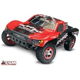 Traxxas Slash VXL 1/10 Scale 2WD Short Course Truck Mark Jenkins 25