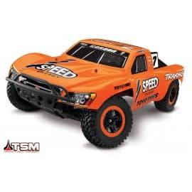 Traxxas Slash VXL 1/10 Scale 2WD Short Course Truck Robby Gordon