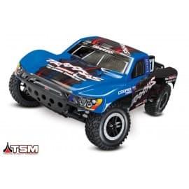 Traxxas Slash VXL 1/10 Scale 2WD Short Course Truck Blue