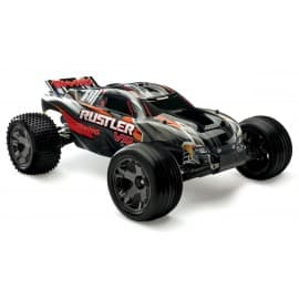 Traxxas Rustler VXL 1/10 Scale 2WD Stadium Truck
