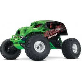 Traxxas Skully 1/10 Scale 2WD Monster Truck Green