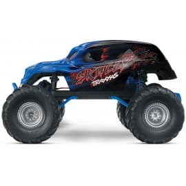 Traxxas Skully 1/10 Scale 2WD Monster Truck