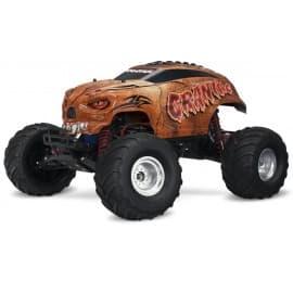 Traxxas Craniac 1/10 Scale 2WD Monster Truck Bone