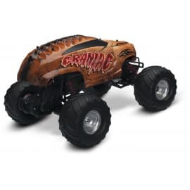 Traxxas Craniac 1/10 Scale 2WD Monster Truck