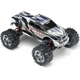 Traxxas E-Maxx 1/10 Scale 4WD Electric White Traxxas - 1