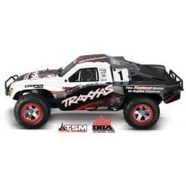 Traxxas Slash VXL OBA 2WD 1/10 Scale Electric Short Course Truck White