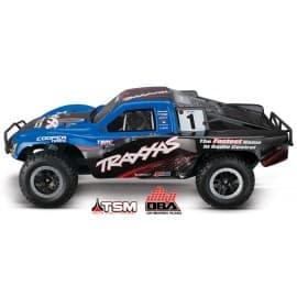 Traxxas Slash VXL OBA 2WD 1/10 Scale Electric Short Course Truck Blue