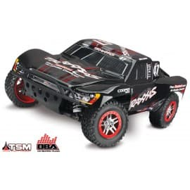 Traxxas Slash 4x4 1/10 Scale Brushless 4WD Short Course Truck Mike Jenkins Traxxas - 1