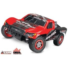 Traxxas Slash 4x4 1/10 Scale Brushless 4WD Short Course Truck Sheldon Creed